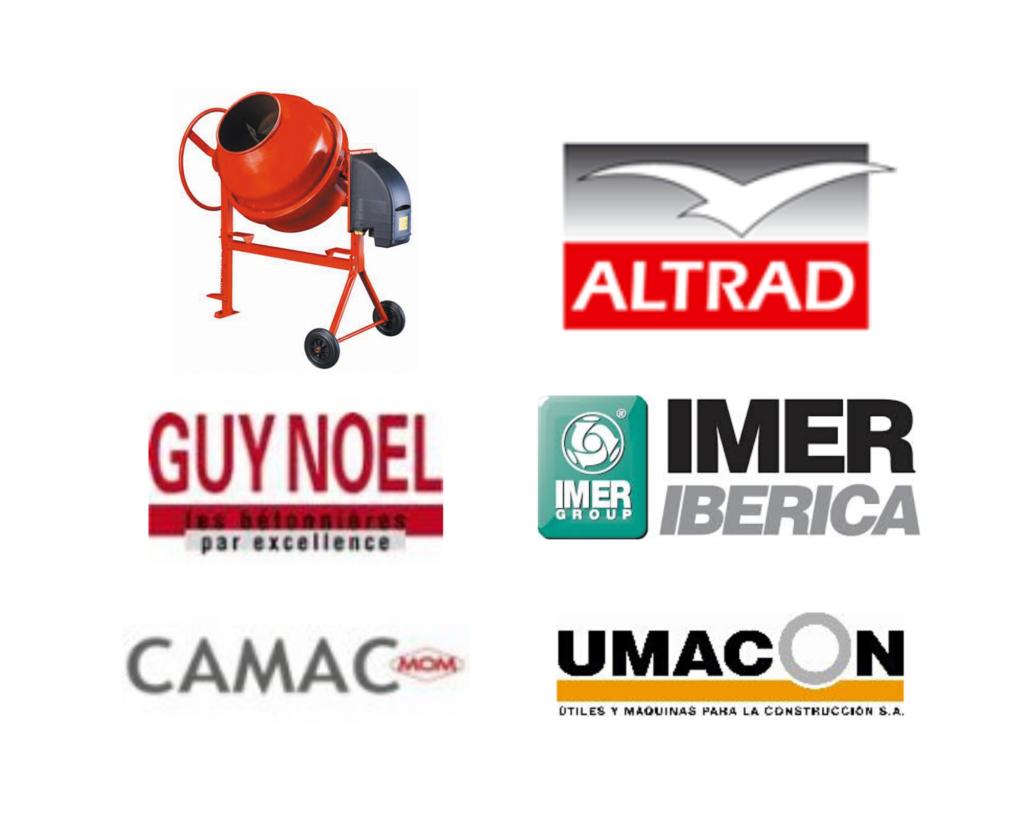 hormigonera logos