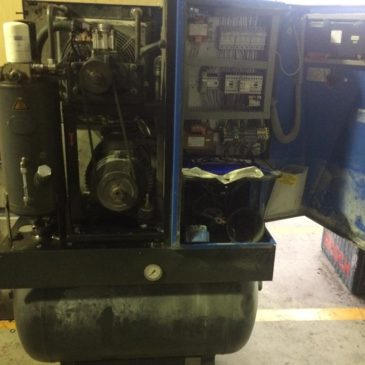Compresor ABAC de tornillo